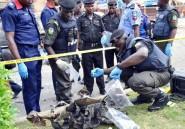 Nigeria: la police en alerte craignant de nouveaux projets d'attentats