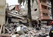 Maroc: au moins huit morts dans l'effondrement d'immeubles