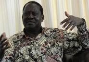 """Le Kenya """"pas sérieux"""" face aux shebab, selon l'opposant Odinga"""