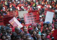 Fin de la grève des métallos sud-africains