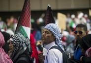 Afrique du Sud: dizaines de milliers de manifestants pro-palestiniens