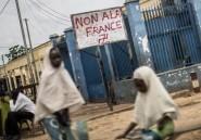 Centrafrique: manifestation
