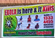 "Ebola: la ""guerre"" sera de longue haleine, nouveau front en RDC"