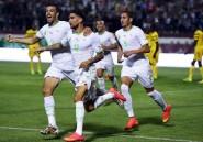 CAN 2015/Qualifications: l'Algérie bat difficilement le Mali (1-0)