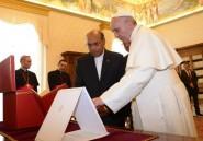 Le pape François reçoit le président tunisien Marzouki