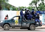 RDC : la police disperse une manifestation d'opposition