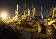 Egypte: 6 morts, 22 blessés dans l'effondrement d'une usine textile