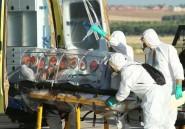 Ebola: le deuxième missionnaire contaminé par le virus arrivé en Espagne