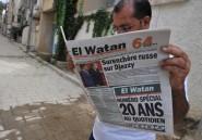 """La presse algérienne """"sous le choc"""" après l'assassinat d'Hervé Gourdel"""