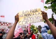 RDC: manifestation contre la modification de la Constitution