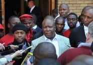 Afrique du Sud: report du procès pour corruption de Julius Malema