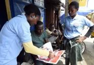 Liberia: dans un bidonville de Monrovia, expliquer Ebola face