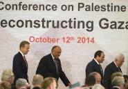 """Le Caire: les donateurs au chevet de Gaza qui """"reste une poudrière"""""""