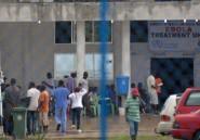 Ebola: les personnels de santé au Liberia durcissent leur grève