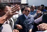 Madagascar: l'ex-président Ravalomanana de retour et aussitôt arrêté