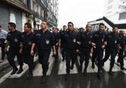 Algérie: manifestations inédites de policiers