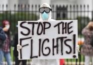Ebola: l'Europe vérifie l'efficacité des contrôles, la psychose gagne