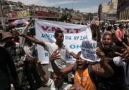 Madagascar: manifestation de soutien