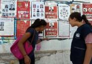 Elections en Tunisie: les opposants aux islamistes de nouveau en ordre dispersé