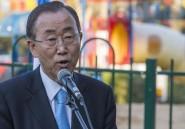 Ebola: Ban appelle