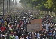 Burkina: affrontements avec la police lors d'une manifestation contre la révision constitutionnelle