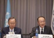 Somalie: le secrétaire général de l'ONU Ban Ki-moon en visite