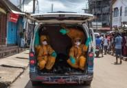 Ebola: le responsable de la lutte en Sierra Leone déplore des actes d'indiscipline