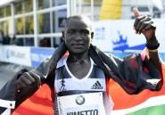 Le Kenya visé après le contrôle positif de sa vedette marathonienne