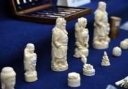 La contrebande d'ivoire en Tanzanie dopée par des visites officielles chinoises