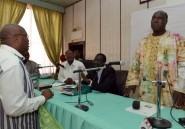 Burkina: opposition et société civile veulent boucler leur plan de transition