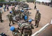 La police de l'ONU augmente la pression sur les fauteurs de troubles