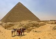 Egypte: cinq ans de prison pour avoir volé des fragments de pyramide
