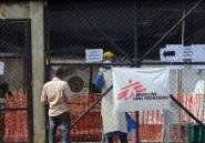 Ebola: premiers essais en Afrique de trois traitements cliniques