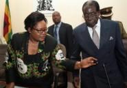 Zimbabwe: la vice-présidente, accusée de complot, attaque des journaux gouvernementaux