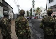 Kenya: un mort, 200 arrestations lors d'une opération de police dans une mosquée