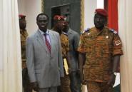 Burkina: Zida appelle