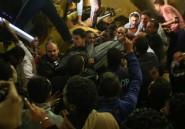 Egypte: un immeuble s'effondre au Caire, au moins 15 morts