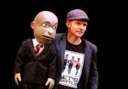 Afrique du Sud: un ventriloque