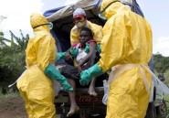 """Ebola: l'OMS pense """"pouvoir prendre le dessus"""" après un 1er but atteint"""
