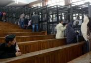 Egypte: 188 personnes condamnées