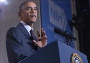 Ebola: Obama appelle le Congrès