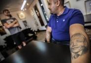 Afrique du Sud: Mandela au panthéon des tatouages les plus demandés