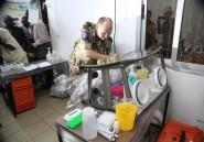 Ebola: le Mali reçoit un laboratoire mobile financé par l'Allemagne