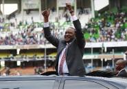 CPI: abandon des poursuites contre le président kényan Kenyatta