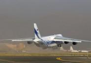 Nigeria: l'avion russe avec du matériel militaire français peut repartir