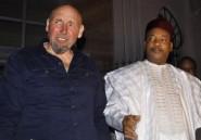 L'ex-otage Serge Lazarevic, libéré au Sahel, est rentré en France