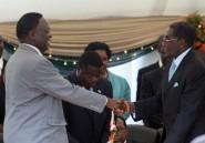 Zimbabwe: Mugabe nomme vice-président le ministre de la Justice  Mnangagwa