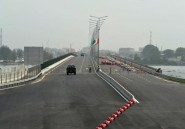 Côte d'Ivoire: Ouattara inaugure le 3e pont d'Abidjan