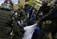 Kenya: pugilat