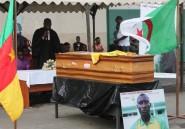 Algérie: objet lancé des tribunes ou tabassage dans les vestiaires, polémique sur la mort d'Ebossé